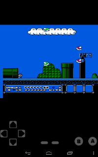 Screenshot Thumbnail / Media File 1 for Super Mario Bros. 3 (USA) [Hack by Lags v1.0] (~Blue Mario Bros. 3)